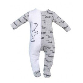 Pijama bebé oso
