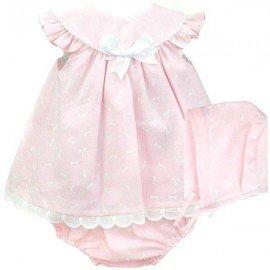 Jesusito bebé rosa libélulas