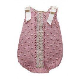 Ranita hilo bebé rosa