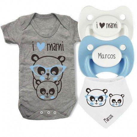 Pack regalo bebé Panda