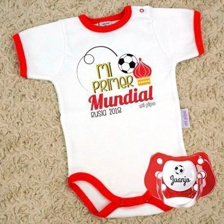 Pack bebé Mundial de Rusia