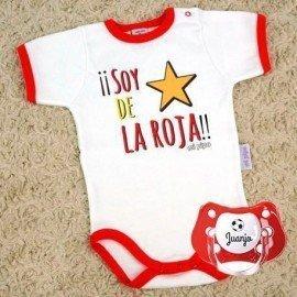 """Pack eurocopa""""Soy de la Roja"""""""