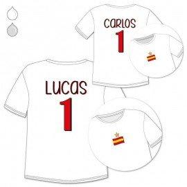 Pack eurocopa papá y bebé nº1