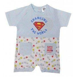 Pijama bebé Superman