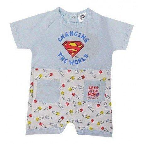 pijama bebe superman verano
