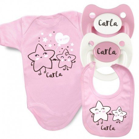 Pack regalo bebé Mamá Estrella