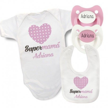 Pack personalizado Súper Mamá