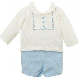 Conjunto bebé niño Lesath