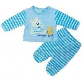 Pijama invierno bebé Bus