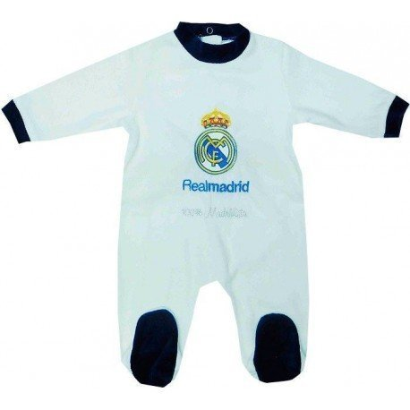 Pijama bebé Real Madrid