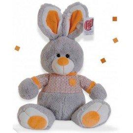 Peluche 35 cm conejo sueter
