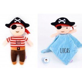 Pack bebé personalizado Pirata