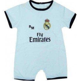Pelele Real Madrid blanco