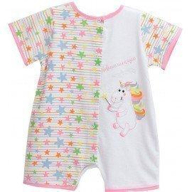 Pijama bebé Unicornio
