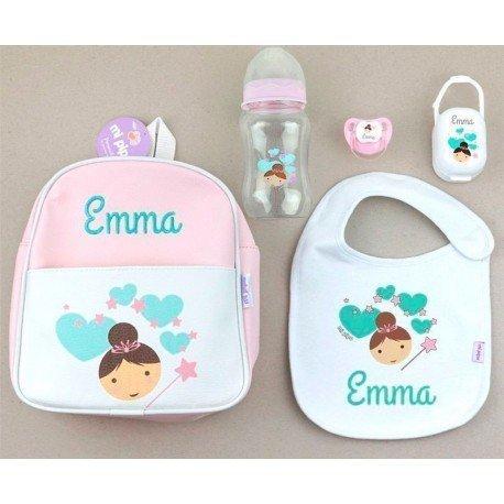 Pack bebé Hada personalizado