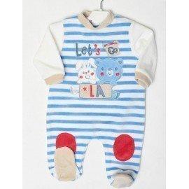 Pijama bebé Play