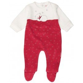 Pijama bebe Estrellitas