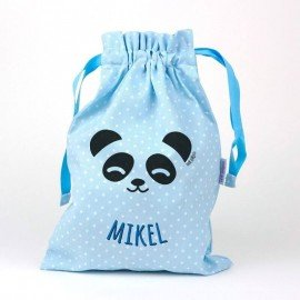 Bolsita merienda bebe Panda