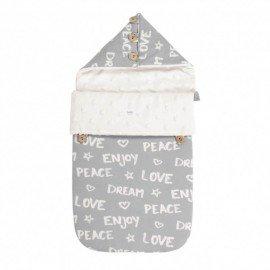 Saco capazo Peace