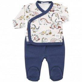 Conjunto bebé prematuro Jurasic