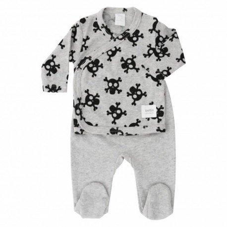 Conjunto bebé prematuro Alfa