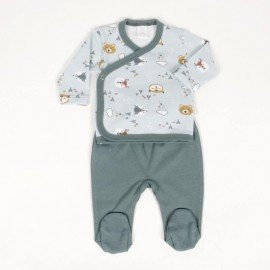 Conjunto bebé prematuro Nuka