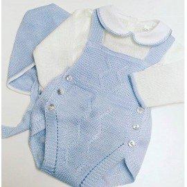 Ranita bebé Perlé con Jersey