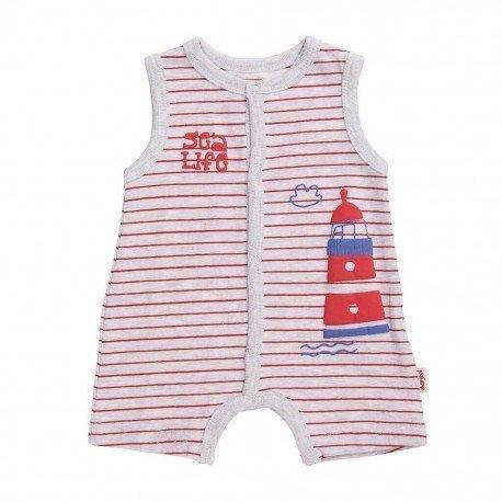 Pijama bebé niño Faro