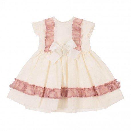Vestido bebé niña Alejandra
