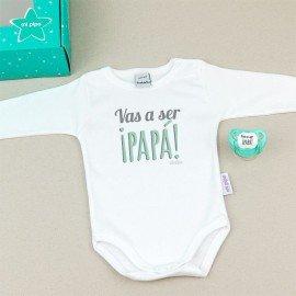 Cajita regalo bebé Vas a ser ¡PAPÁ!