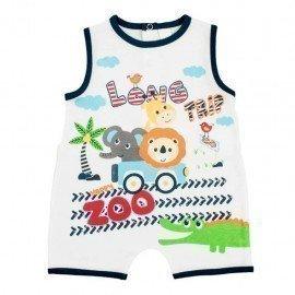 Pijama pelele bebé Zoo