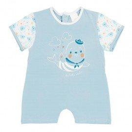 Pijama bebé Foca Marinera