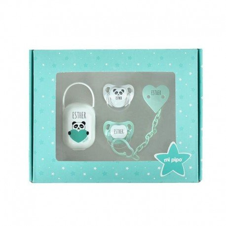 Cajita regalo Mis Imprescindibles Panda