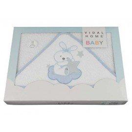 Capa de baño bebé Conejito Nube