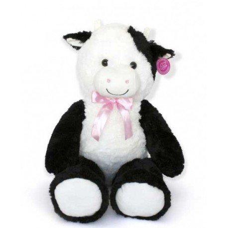 Peluche gigante bebé Vaca Lazo