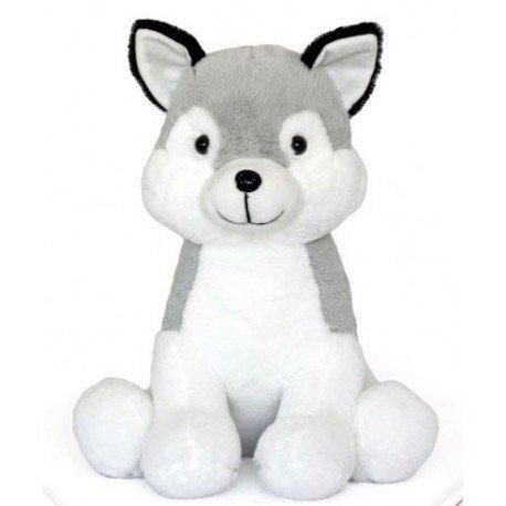 Peluche infantil perro Husky
