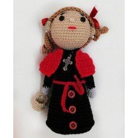 Muñeca amigurumi Esclavina