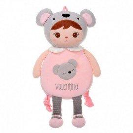 Mochila bebé Koala personalizada