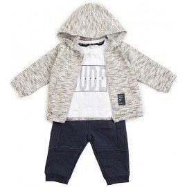 Chándal bebé niño gris Daniel