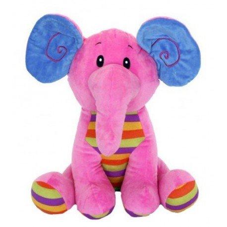 Peluche elefante Arcoíris