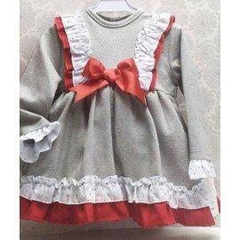Vestido bebé niña Veronica