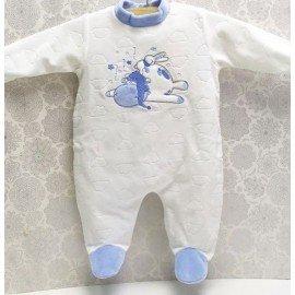 Pijama bebé Vaca Dormilona