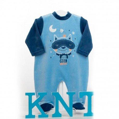 Pijama bebé niño Murciélago