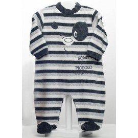 Pijama bebé niño Piccolo