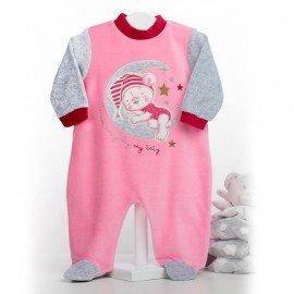 Pijama bebé niña Every