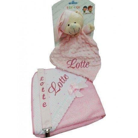 Pack regalo bebé Dou dou