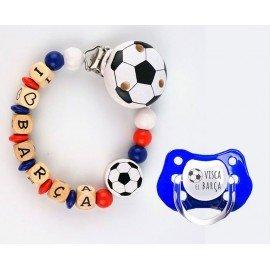 Pack regalo bebé FC Barcelona