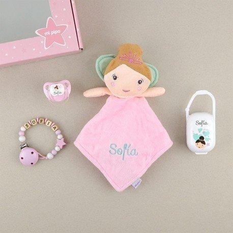 Cajita bebé muñeca Hada