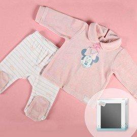 Pijama bebé Minnie