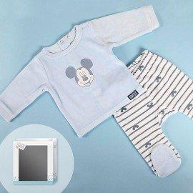Pijama bebé niño Mikey